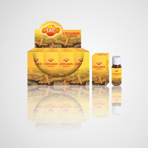 1420-49 Essência SAC - Cinnamon (canela) 10ml
