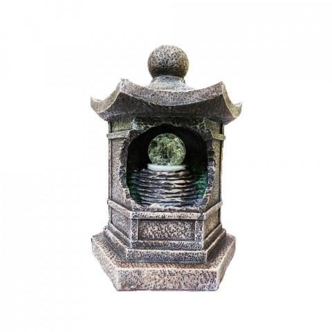 BP14059 - Fonte Templo de Pedra C/ Bolinha