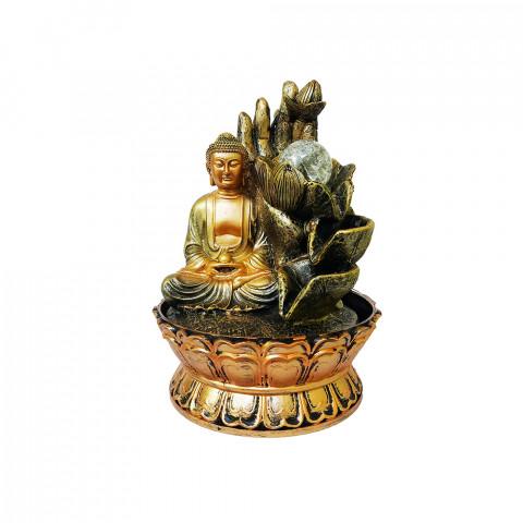 BP17410 - Fonte Buda O Despertar da Flor C/ Bolinha (M)