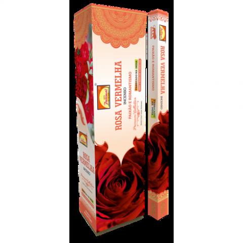 90020-10 Incenso Parimal Jardim Rosa Vermelha