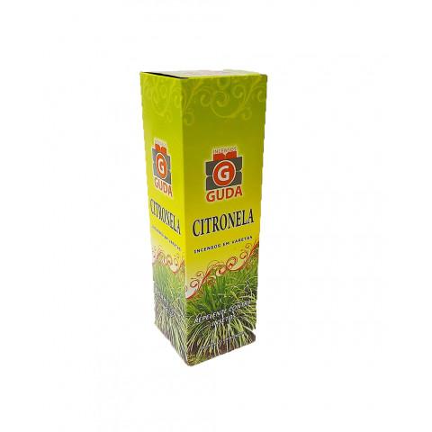 1015 - Incenso Indiano Guda Citronela
