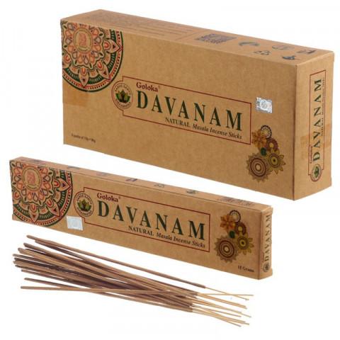 23635 - Incenso Goloka Davanam