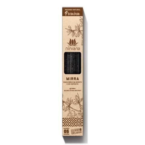 5616 - Incenso Nirvana Premium Mirra