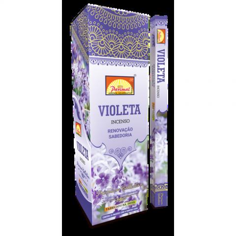 1060 - Incenso Parimal Violeta