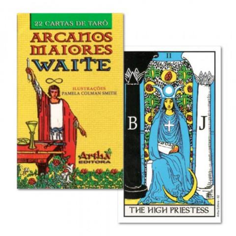 AT3507 - Arcanos Maiores de Waite