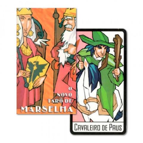 AL3018 - O Novo Taro de Marselha - Arcanos Maiores
