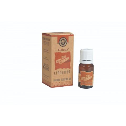 MH2121-07 Óleo Essencial Natural Goloka - Cinnamon (Canela)