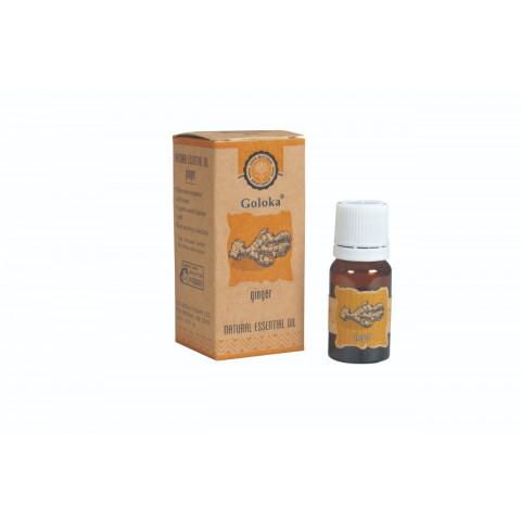 MH2121-09 Óleo Essencial Natural Goloka - Ginger (Gengibre)