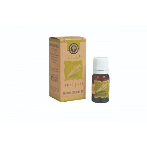 MH2121-13 Óleo Essencial Natural Goloka - Lemon Grass (Capim Limão)