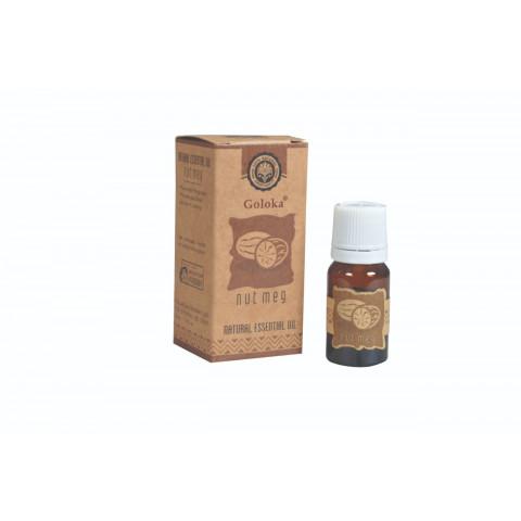 MH2121-14 Óleo Essencial Natural Goloka - Nutmeg (Noz Moscada)