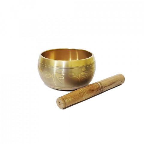 MH02129 - Sino Tibetano Orin 7 Metais - (N°3) Dourado