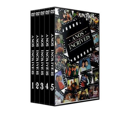 Anos Íncriveis - Série Completa