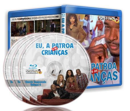 Bluray Eu, A Patroa e as Crianças - Série completa em HD