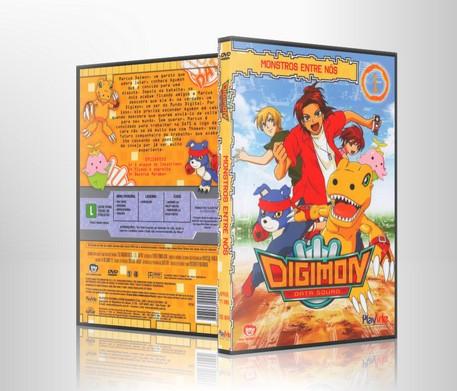 Digimon Savers - Quinta Temporada