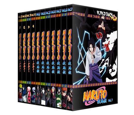 Naruto Super Combo - Clássico + Shippuden Completos