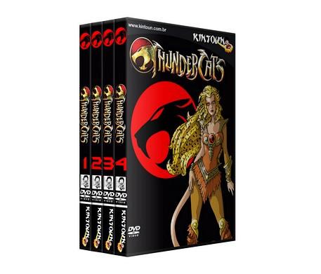 Thundercats - Série clássica completa