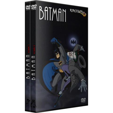 Dvds Batman A Série Animada coleção completa
