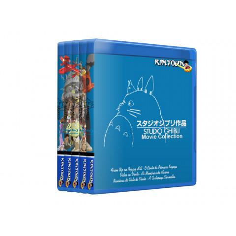 Bluray Studio Ghibli - Coleção com 28 filmes