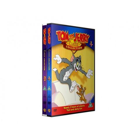 Tom e Jerry coleçáo clássica completa 161 episódios