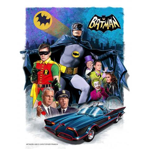 Batman, o Homem-Morcego 3ª Temporada Completa