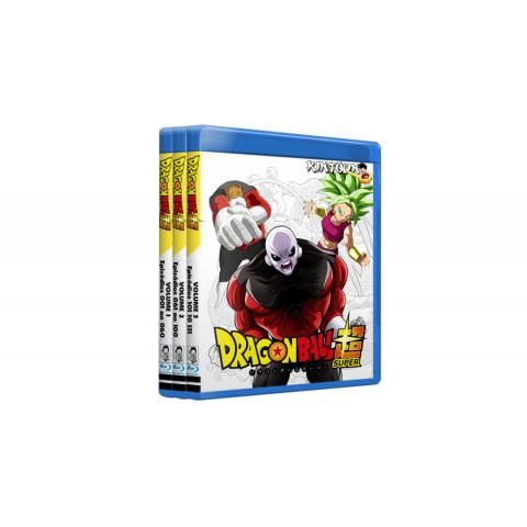 Bluray Dragon Ball Super Série completa