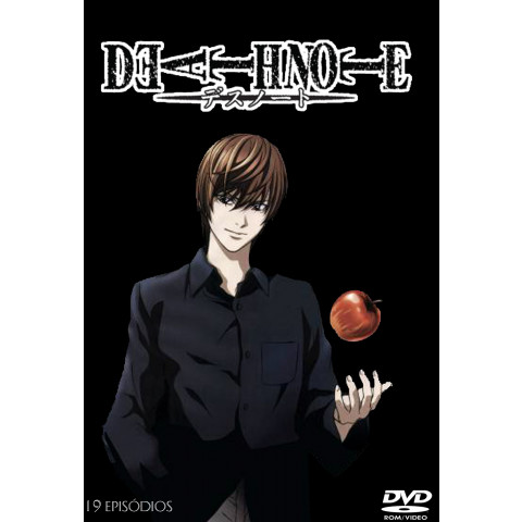 Death Note - Coleção Completa