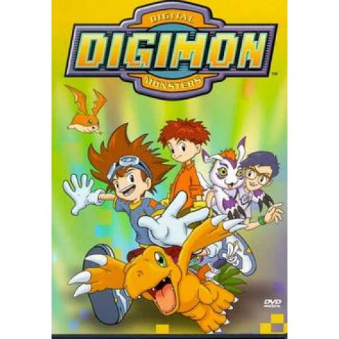 Digimon Adventure 2 - Coleção Completa