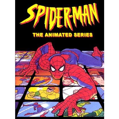 Homem Aranha - A Série Animada