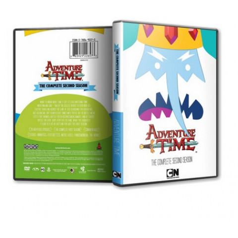 Hora de Aventura - 2ª Temporada Completa