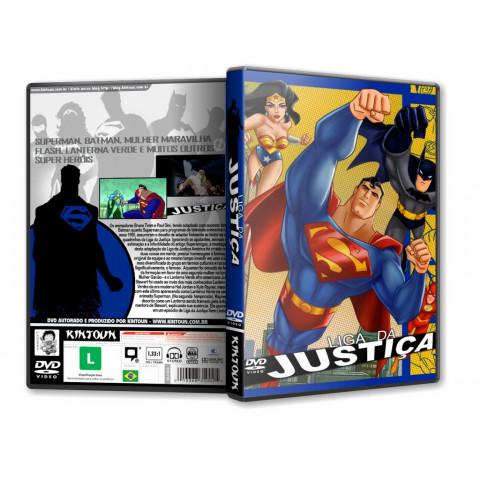 Liga da Justiça - Série Completa