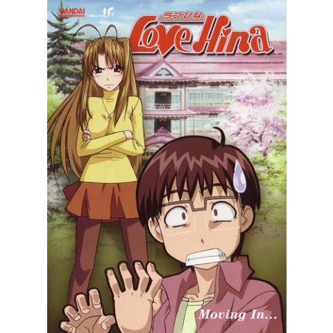 Love Hina - Série completa Legendada