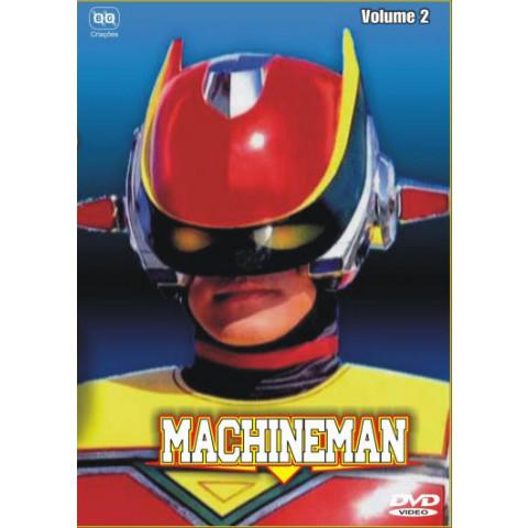 Machineman - Série completa