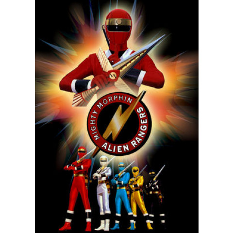 Mighty Morphin Alien Rangers - 4ª temporada