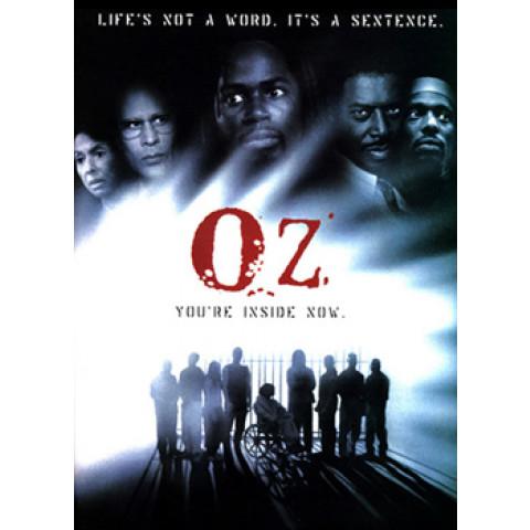 Oz - A vida é uma prisão - Série completa