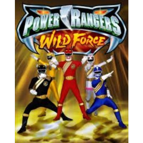 Power Rangers Força Animal - 11ª temporada