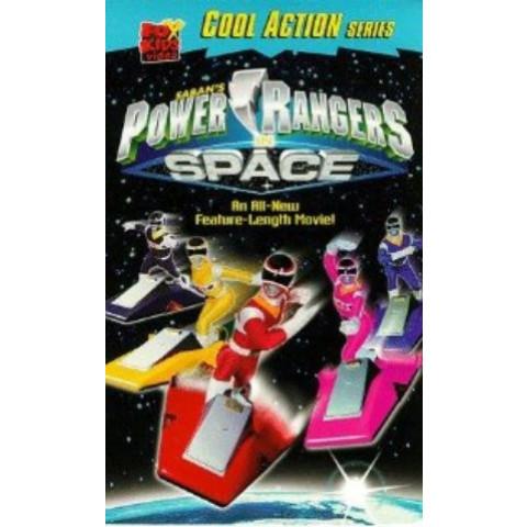 Power Rangers no Espaço - 7ª Temporada