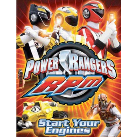 Power Rangers RPM - 18ª Temporada