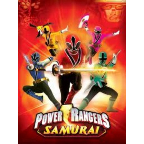Power Rangers Samurai - 19ª Temporada