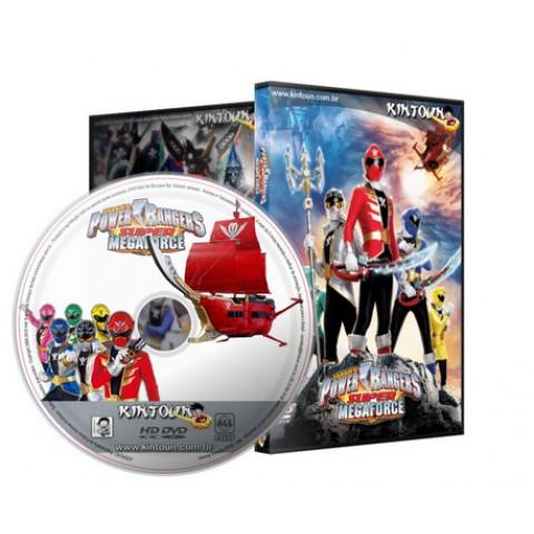 Power Rangers Super Megaforce - 22ª Temporada