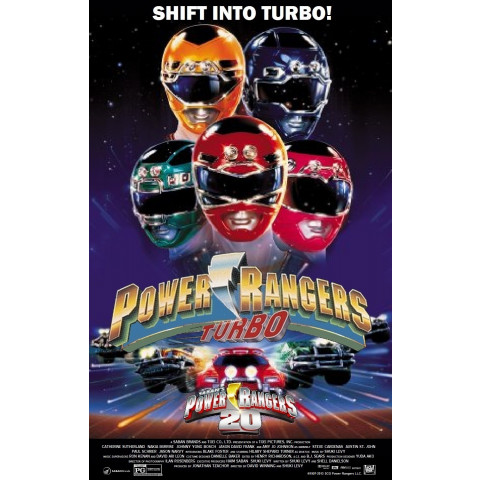 Power Rangers Turbo - 6ª Temporada