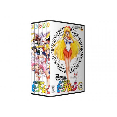 Sailor Moon - Coleção Completa