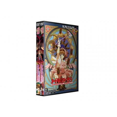 Sakura Card Captor - Coleção Completa com episódios dublados