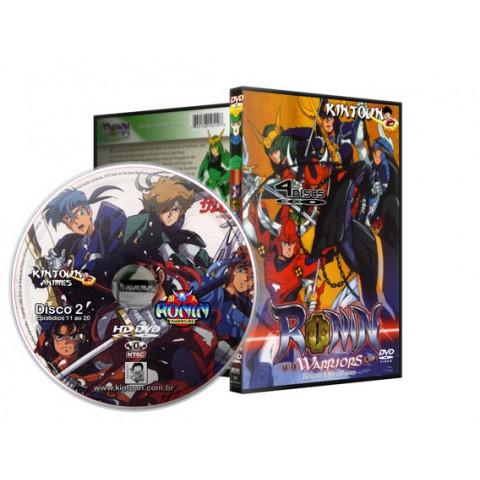 Samurai Warriors - Coleção Completa