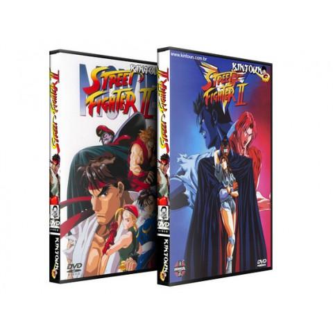 Street Fighter II Victory - Edição de Luxo Dual Audio