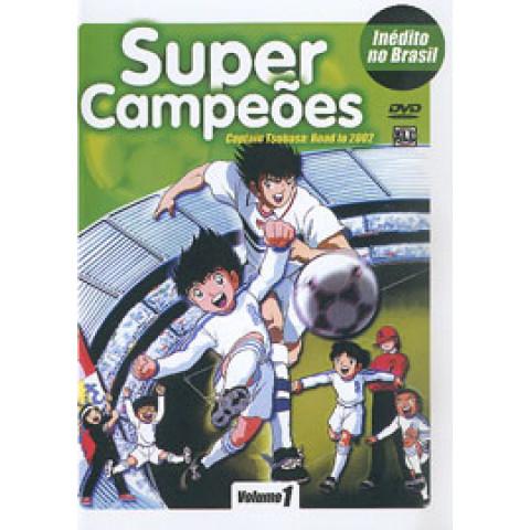 Super Campeões: Road to 2002 - Coleção completa