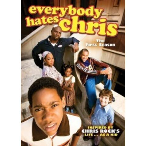 Todo Mundo Odeia o Chris - Coleção Completa