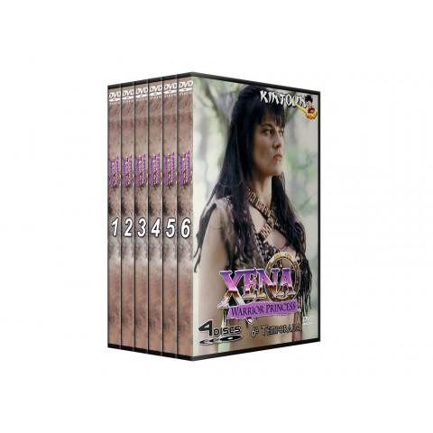 Xena - A princesa guerreira - Série completa DUBLADA
