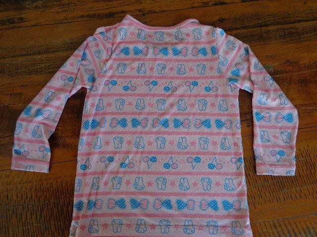 Blusa Termica UNIQLO, 2-3 anos