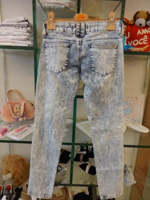 Calça Jeans Allegri, 10 anos