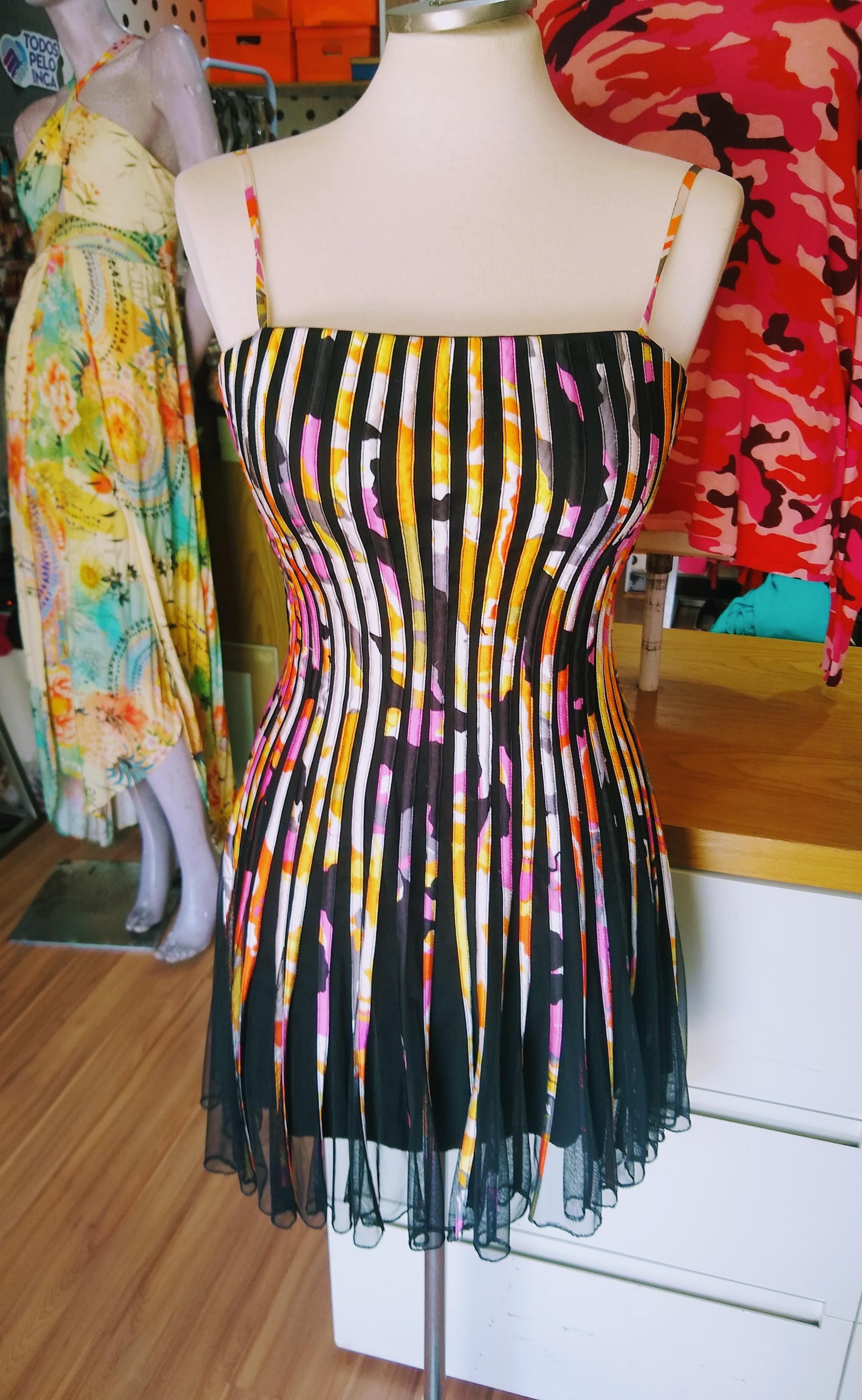 Vestido Shop 126 tam:38